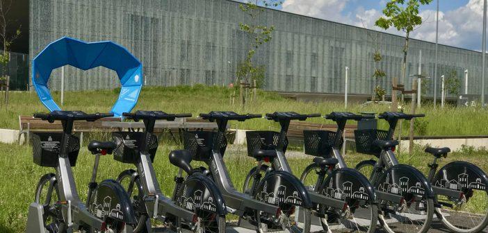 Tartu rattaringluse tavarattaid saab rentida ületalve, elektrikaid pakase saabumiseni
