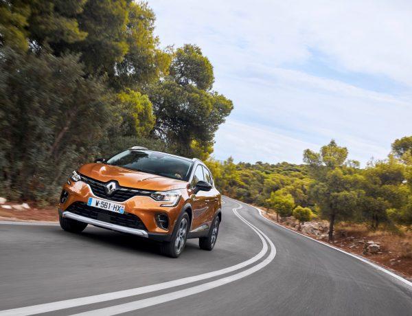 Uus Renault Captur: omas segmendis stiilne, tõsiseltvõetav tegija