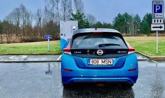 elektriauto toetuse järjekorras nimekirja elektriautodest