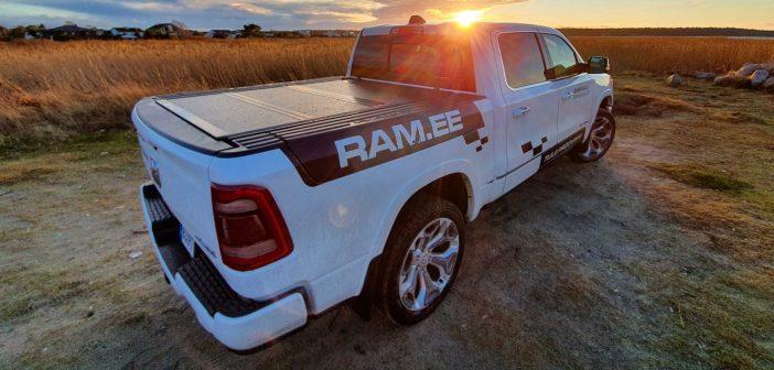 Viienda generatsiooni Dodge RAM hoiab Ameerika unelmat elus