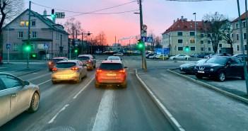 Liikluskomm: Kiirus on vaid üks paljudest riskifaktoritest liikluses