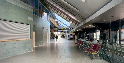 Tallinna lennujaam koondab 17% töötajatest, lennata saab 9sse sihtkohta