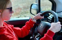 noored sõidukijuhid