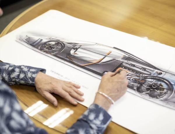 Gordon Murray: McLaren F1 vaimne järeltulija saab olema igakülgselt parem