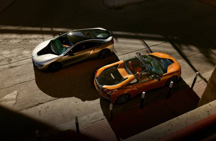 BMW i8 superauto