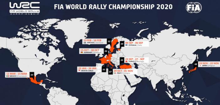 WRC etapp toimub Eestis septembri alguses, Rally DirtFish jääb ära