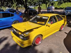 Toyota Corolla AE86 Levin Coupe