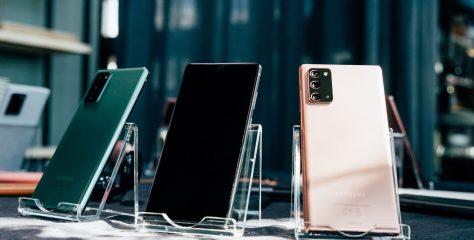 Samsung Galaxy Note20 – ja nad tegid seda jälle!