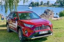 turuosa uute sõiduautode müük Euroopas