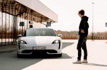 Porsche Taycan Turbo eesti aasta auto 2021