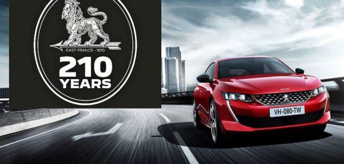 VIDEO: Peugeot saab 210 aasta vanuseks