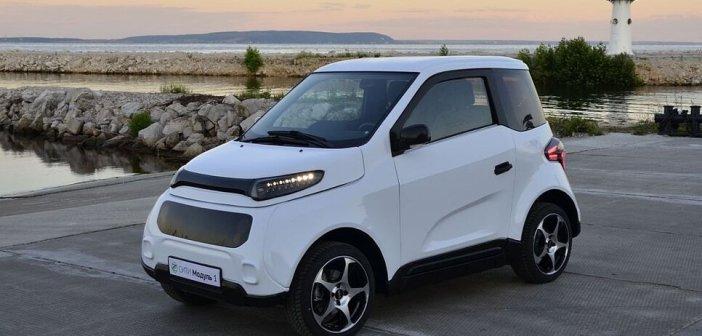 Venelaste elektriauto Zetta maksab kodumaal umbes 6200 eurot