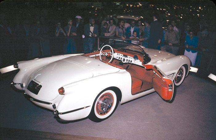 Chevrolet Corvette 1953 prototüüp