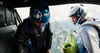 BMW lõi tiibkostüümile elektriajami, mis võimaldab 300 km/h lendu