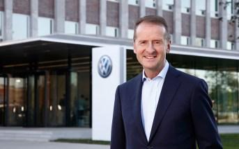 Herbert Diess Volkswagen