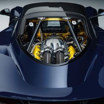 Hennessey Venom F5 Fury mootor