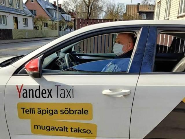 Yandex Go pikendab koroonast mõjutatud juhtide toetusfondi