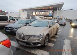Mupo alustas Tallinna kaubanduskeskuste parklates lauskontrolli