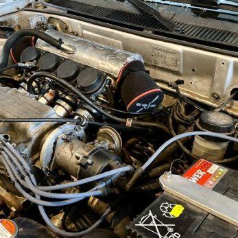 Subaru Justy 2001