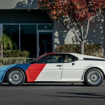 BMW M1 1980