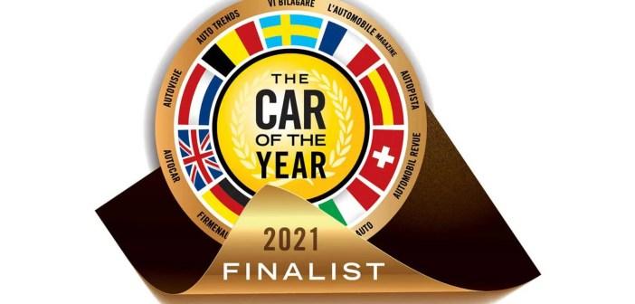 Euroopa Aasta Auto 2021