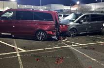 Hävitatud Mercedes-Benz Vito