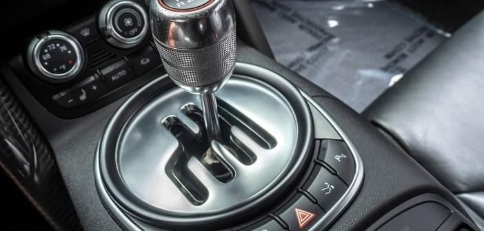 Audi R8 käsikast