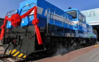 Hiina vesinik rong