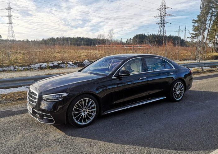 Mercedes-Benz S-klass W223
