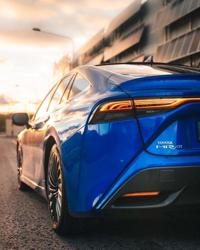 Toyota Mirai Eesti