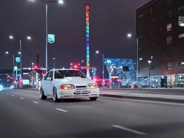 Kodumaine autovideo: silmailu, ei mingit juttu!