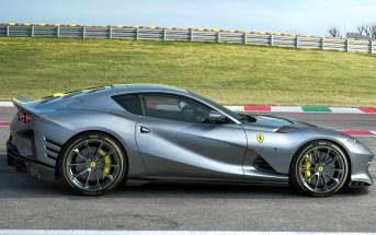 Ferrari 812 Superfast erimudel