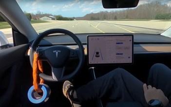 Tesla juhita