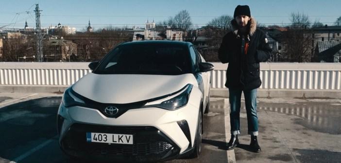 Otto motosaade: Toyota C-HR GR Sport