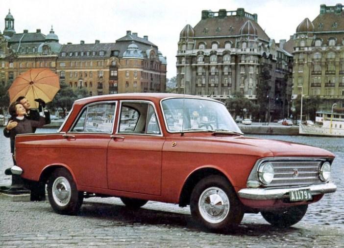 Moskvitš 408 1964