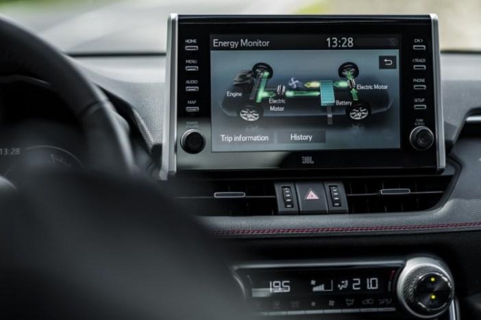 Toyota RAV4 pistikuhübriid