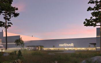 Northvolt tehas
