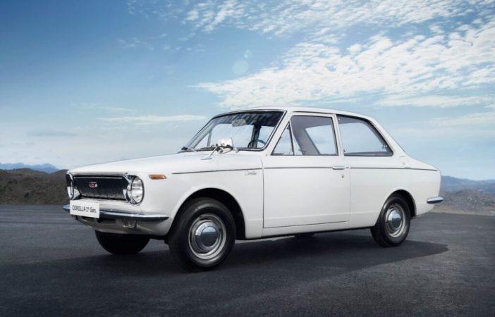 Esimese põlvkonna Toyota Corolla