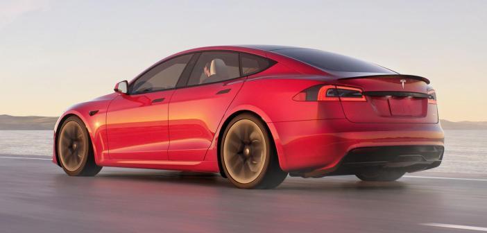 Tesla Model S Plaid tegi Nürburgringil seeriaelektriautode rekordi