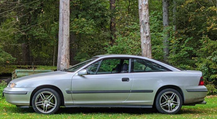 Opel Calibra 1994
