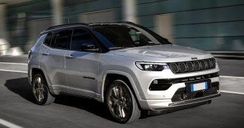 Eestis tuleb müüki uuenenud Jeep Compass