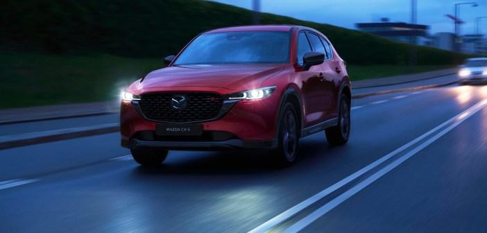 2022. mudeliaasta Mazda CX-5 läbis põhjaliku uuenduskuuri