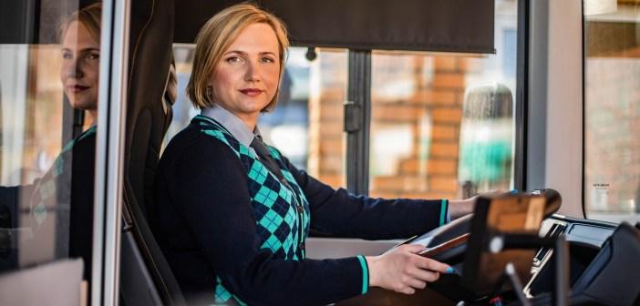 Ühissõidukijuhiks soovib õppida järjest rohkem naisi