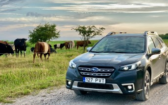 Subaru Outback kuues gene
