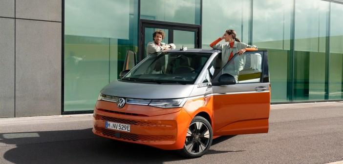 Algas uue Volkswagen Multivan T7 eelmüük