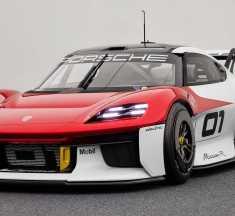 Täiselektriline Porsche Cayman saab originaalile truu platvormi