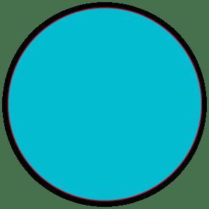 blue circle teal red - blue-circle-teal-red