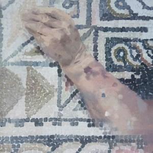Serie manojo de recuerdos - Óleo sobre lienzo - 41x33cm - 2015