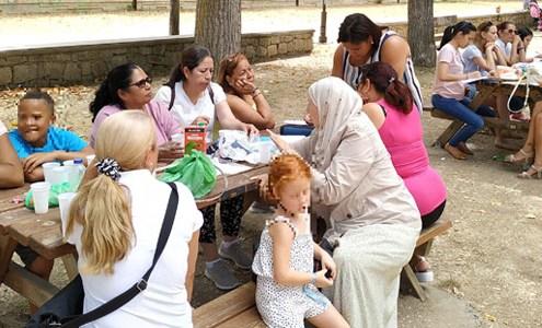 Encuentro de mujeres en Ávila