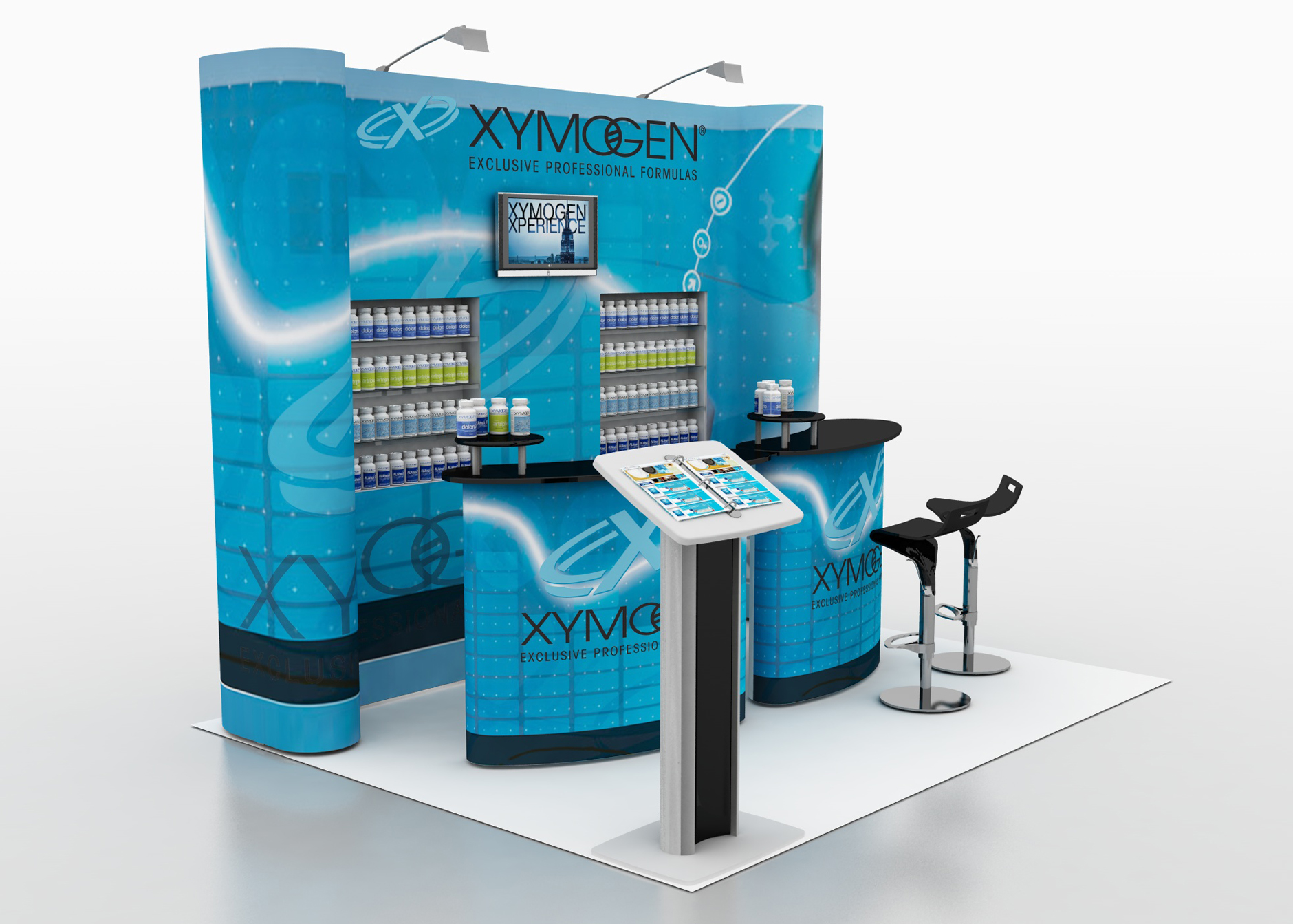 Trade Show Booth Graphic Design : A comprehensive guide to graphic design for trade show displays
